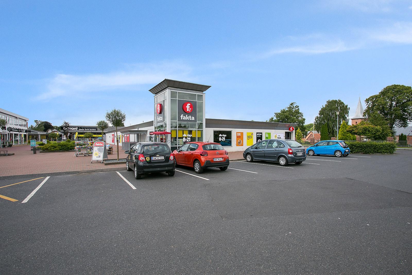 Banealle 6a Retail 8450 Hammel