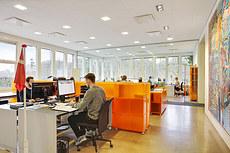 Kontor stueplan