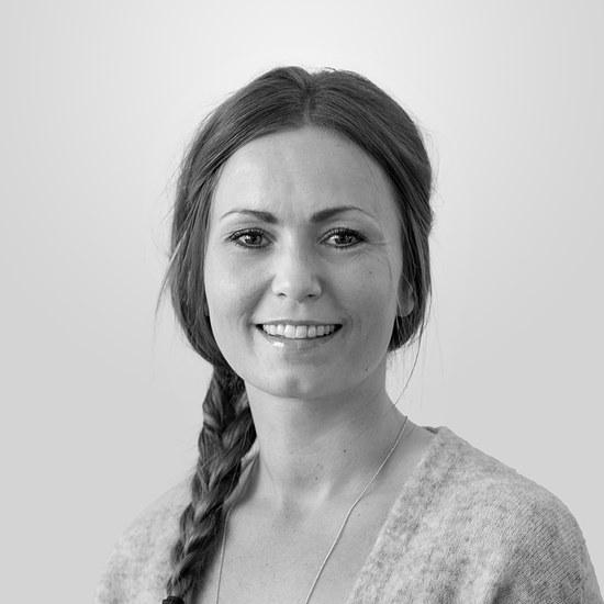 Anette Skånning Brogaard - På barsel