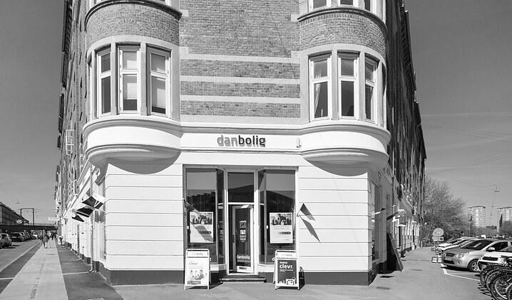 danbolig Valby/København SV - Holm & Hauberg
