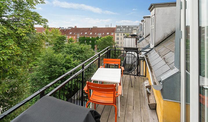 Oehlenschlægersgade 23 5 Tv 1663 København V Ejerlejlighed På
