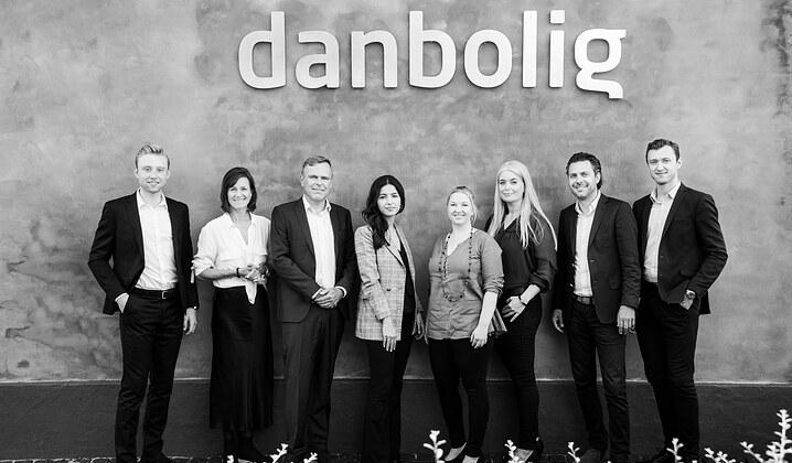 danbolig Larsen, Larnæs & Vernsted-Fabricius