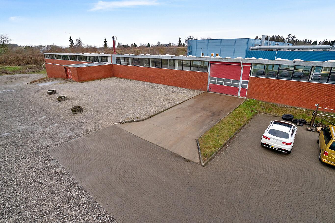 Oddervej 202 8270 Hojbjerg Produktion Lager Pa 2371 Kvm