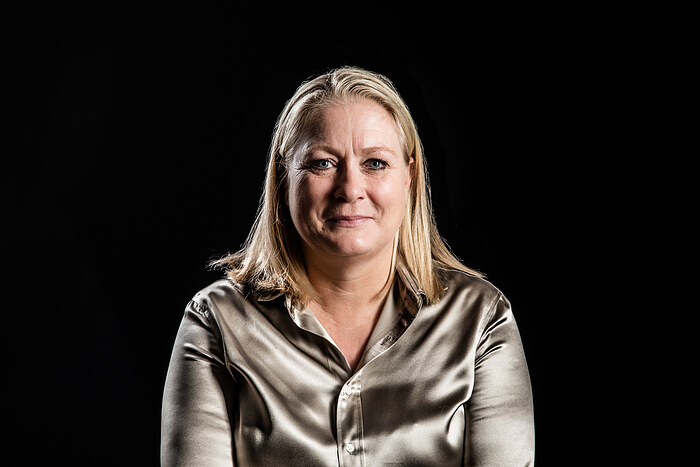 Britt Grønfeldt-Sørensen, Teamchef/ Sagskoordinator/ Ejendomsmægler MDE