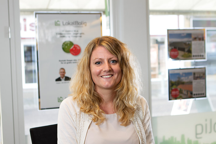 Ejendomsmægler - Sagsbehandler/ Ejendomsmægler MDE Malene Ødegaard König