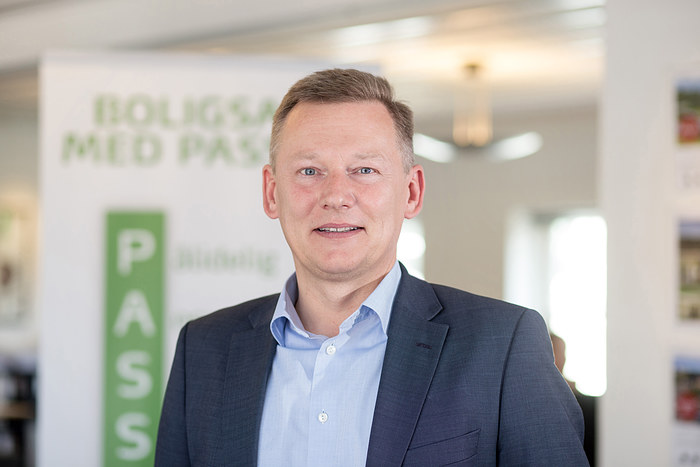 Ejendomsmægler - Indehaver/ Ejendomsmægler MDE Claus Prehn