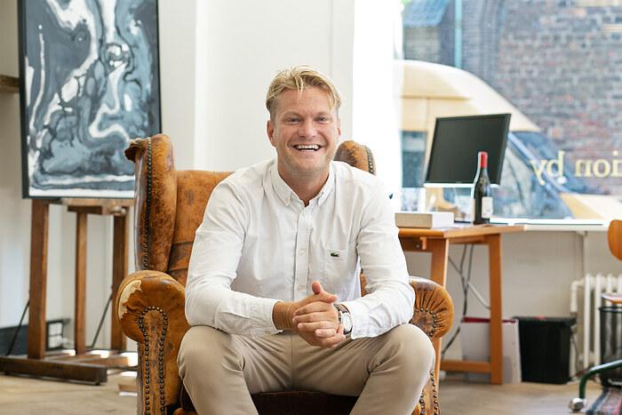Jonas Lundoff Nissen, Ejendomsmægler MDE