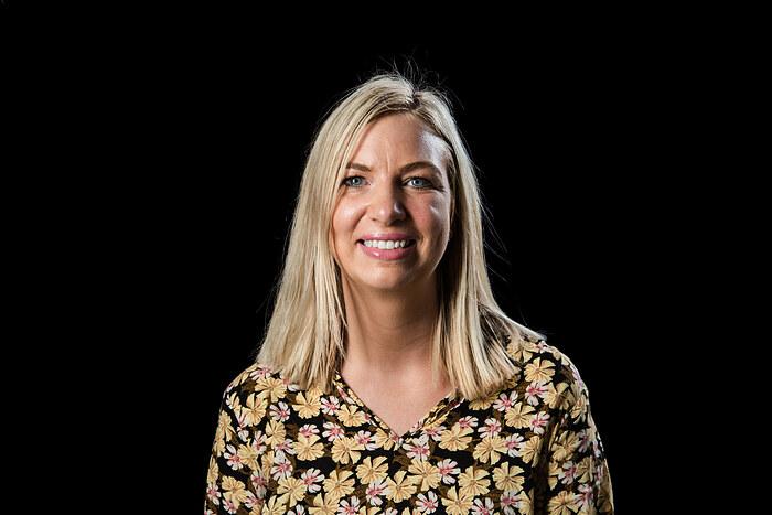 Anni Brøndum, Sagskoordinator, Ejendomsmægler MDE, Køberrådgiver m Trykhedsmærke