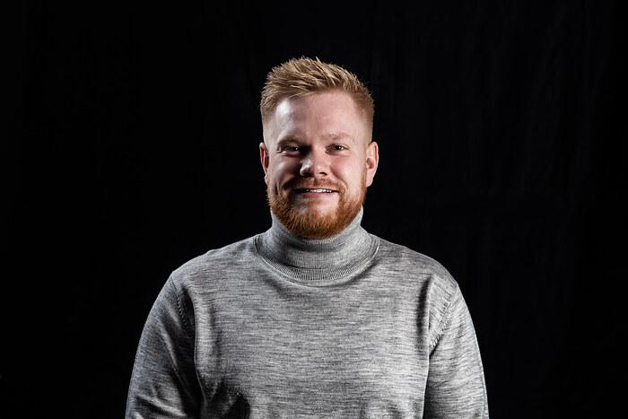 Andreas Johansen, Sagsbehandler