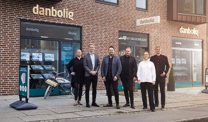 danbolig Åbyhøj - Brabrand - Aarhus V