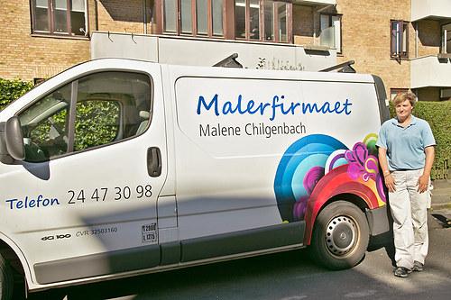 Malerfirmaet Malene Chilgenbach