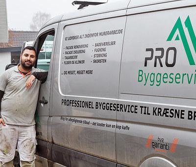 Pro Byggeservice ApS