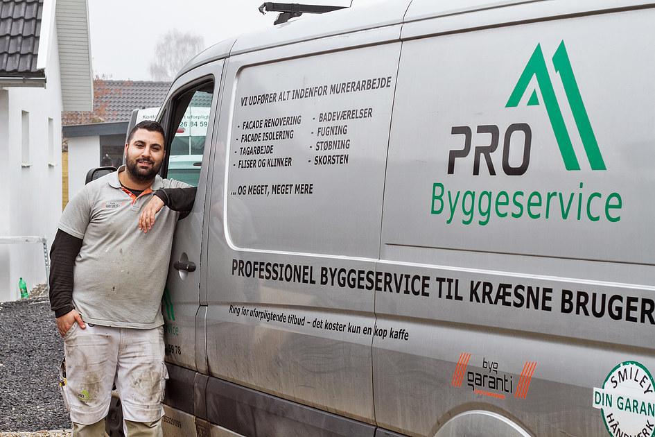Pro Byggeservice ApS 1
