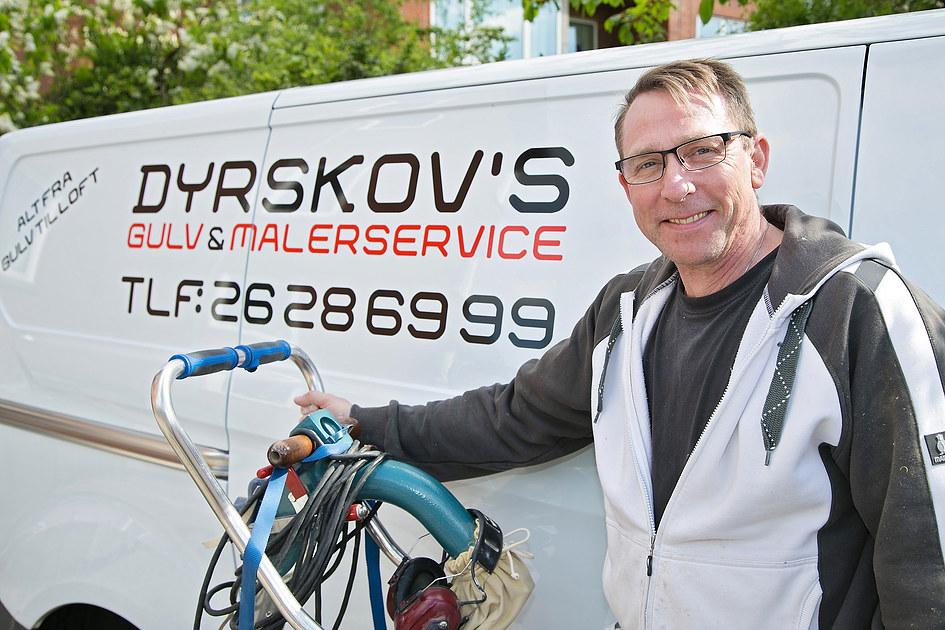 Dyrskovs Gulv Og Malerservice V/ Henrik D. Valentinsen 4