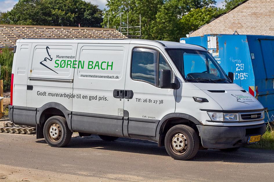 Murermester Søren Bach 2