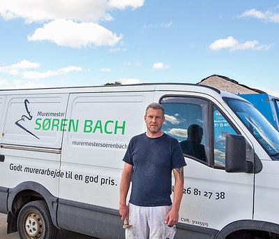 Murermester Søren Bach