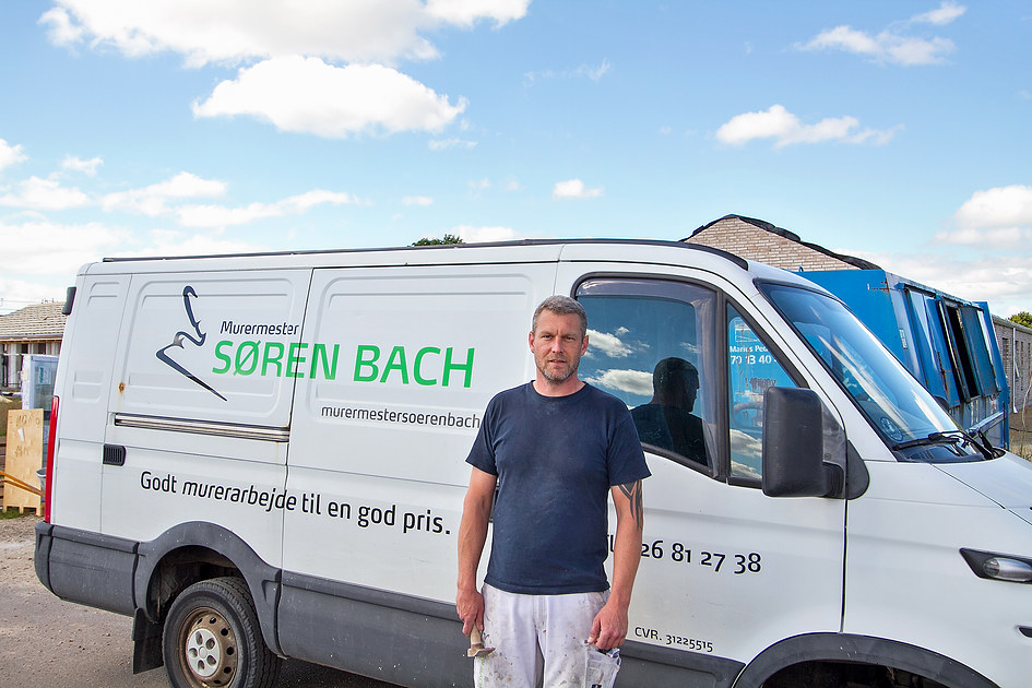 Murermester Søren Bach 1