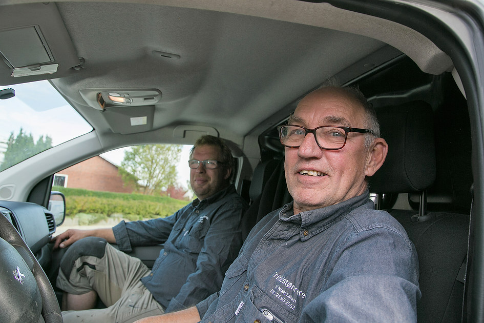 Tømrermester Niels Larsen 7