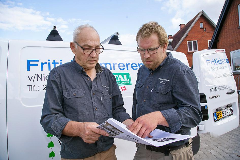 Tømrermester Niels Larsen 9