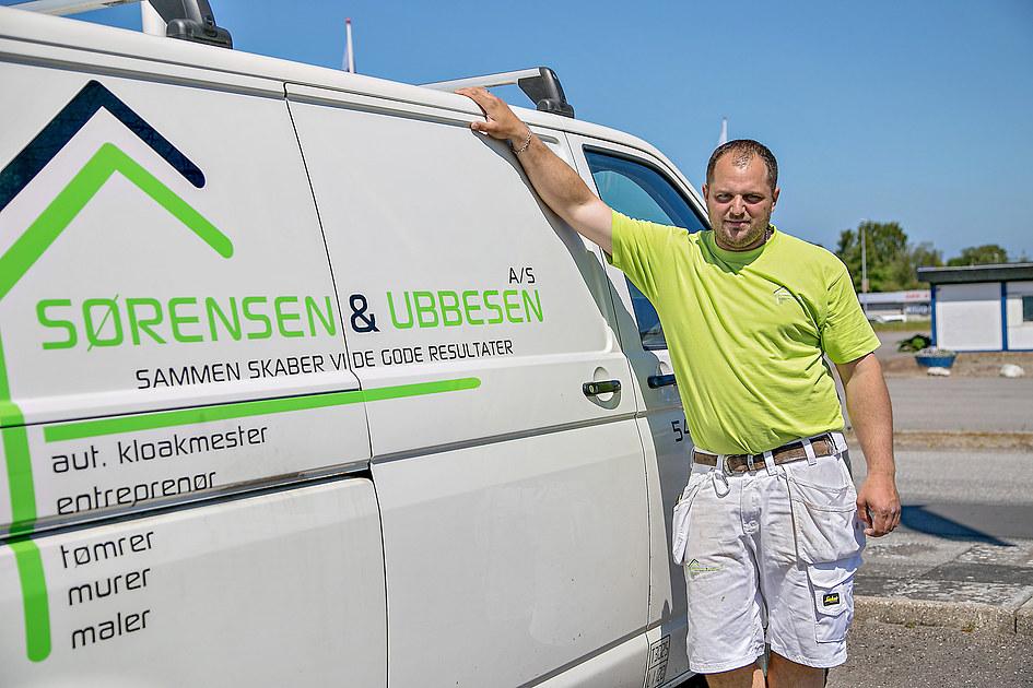 Sørensen & Ubbesen A/S 9