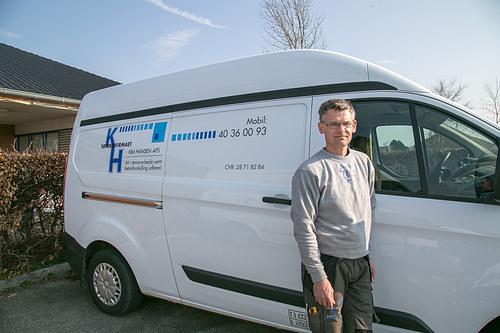 Tømrerfirmaet Kim Hansen ApS