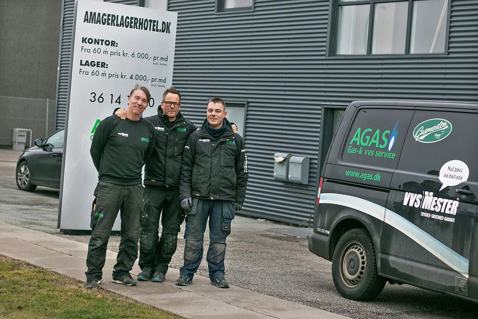 Agas Gas og VVS Service ApS 11