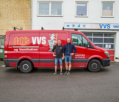 Dahls VVS & Ventilation A/S