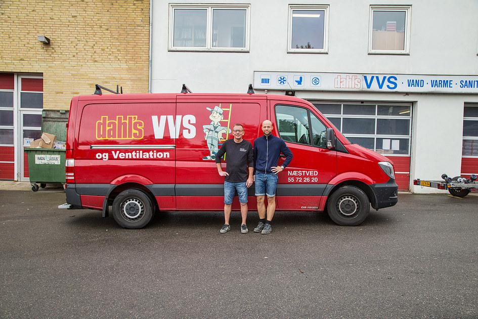 Dahls VVS & Ventilation A/S 1