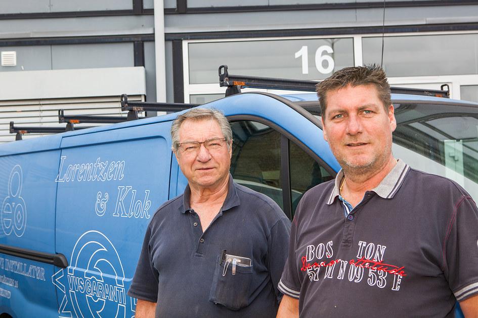 Lorentzen & Klok VVS-service ApS 2
