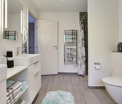 Nyt 10 m2 badeværelse i Køge