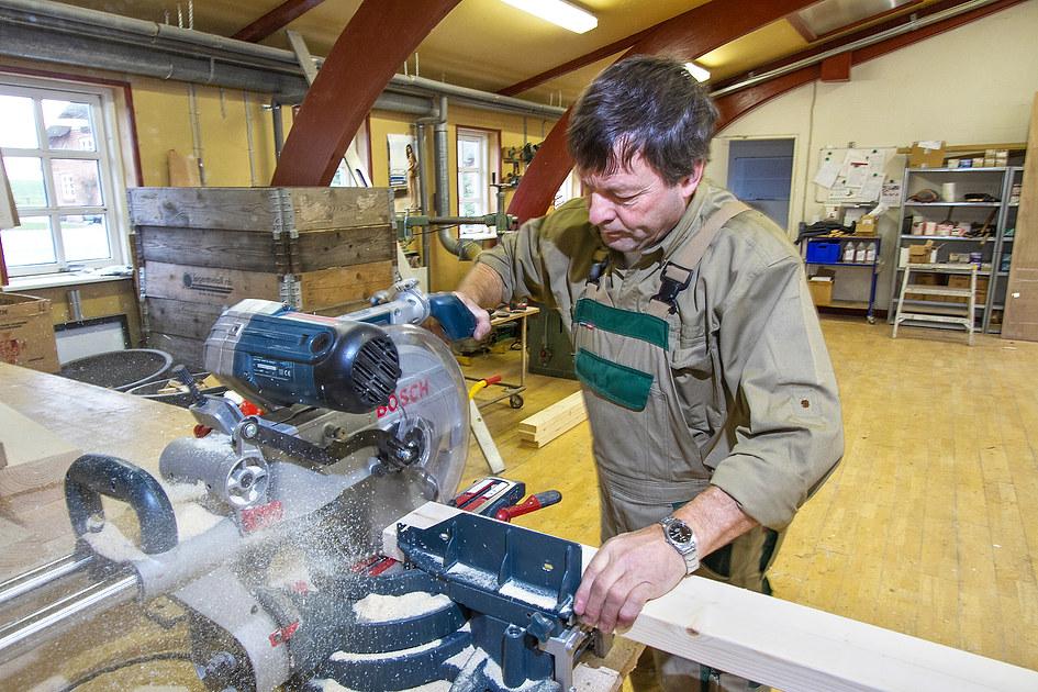 Jens Ove Hansen. Tømrer og Bygningssnedker ApS 5