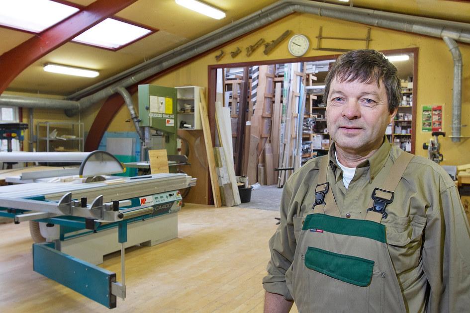 Jens Ove Hansen. Tømrer og Bygningssnedker ApS 3