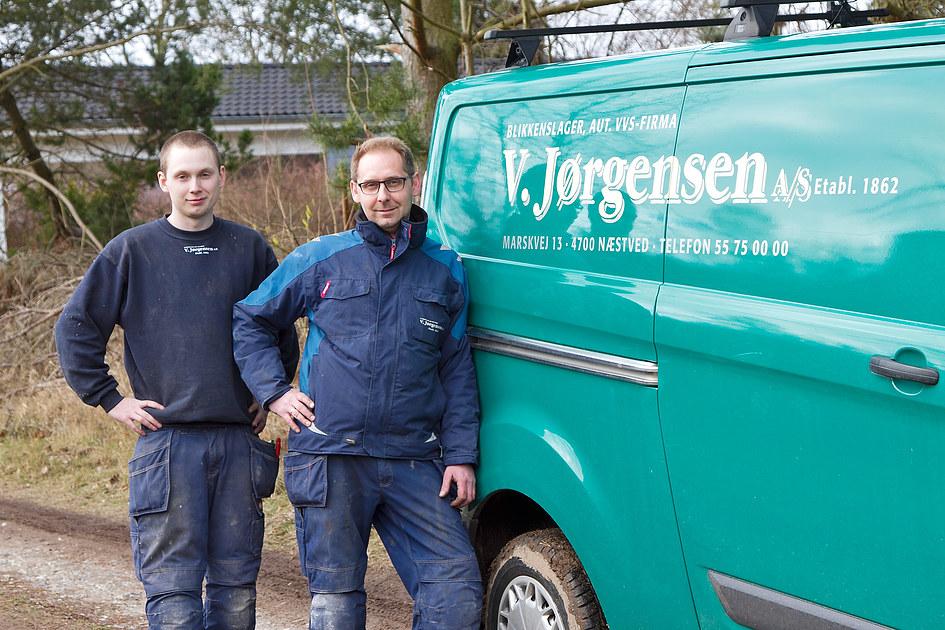 V. Jørgensen A/S 4