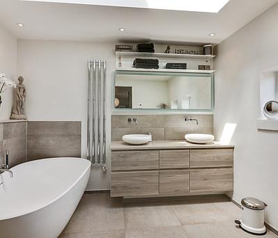 Nyt badeværelse i Kastrup