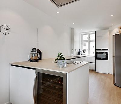 Totalrenovering af lejlighed i København S