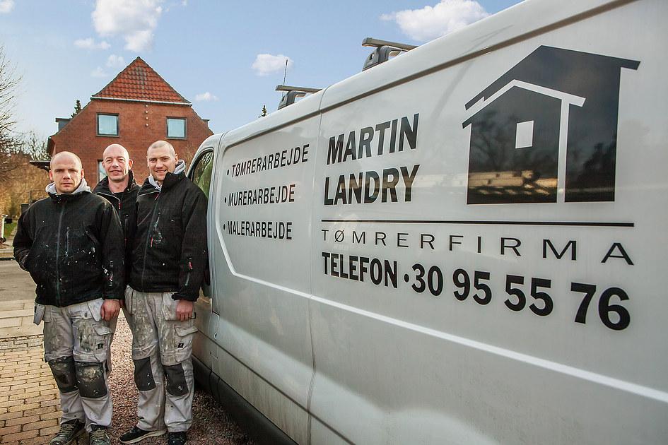 Tømrerfirma Martin Landry ApS 5