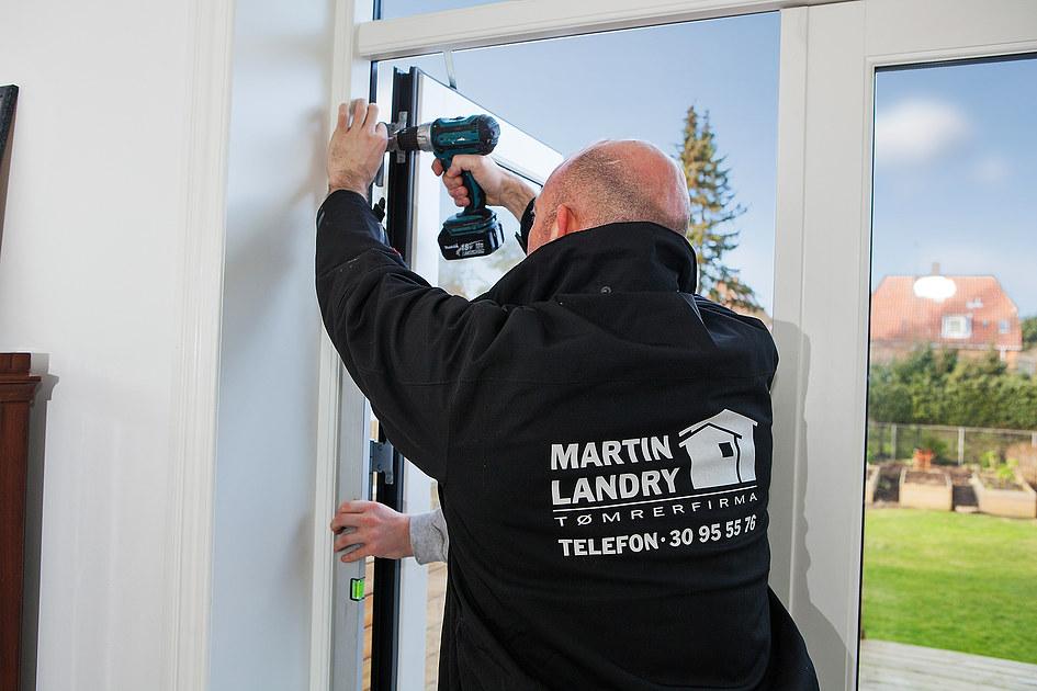 Tømrerfirma Martin Landry ApS 7