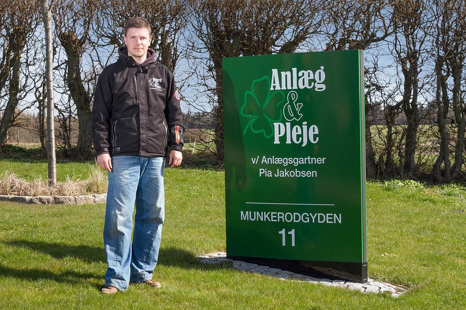 Anlæg og Pleje v/Morten Jensen 4
