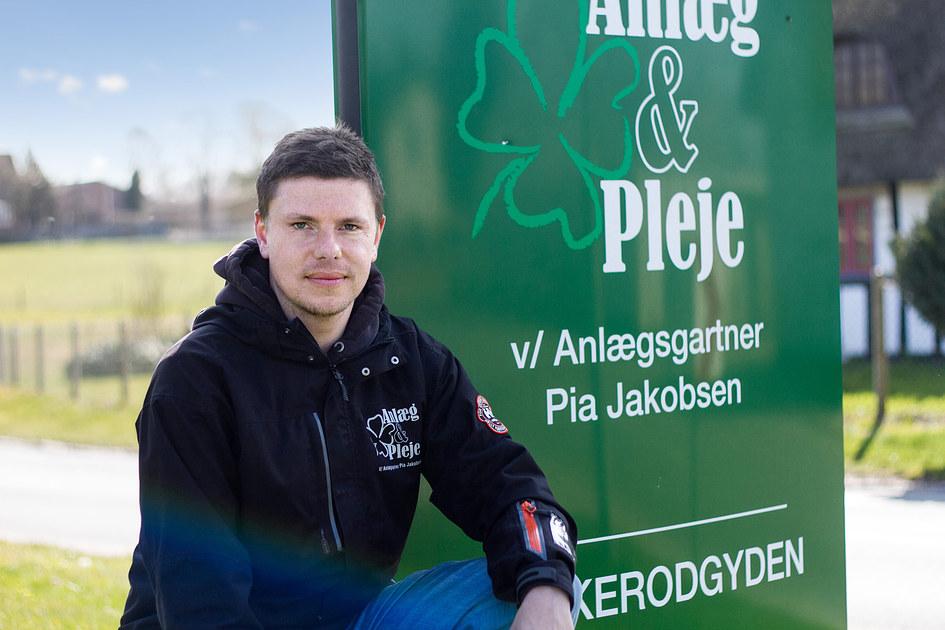 Anlæg og Pleje v/Morten Jensen 5
