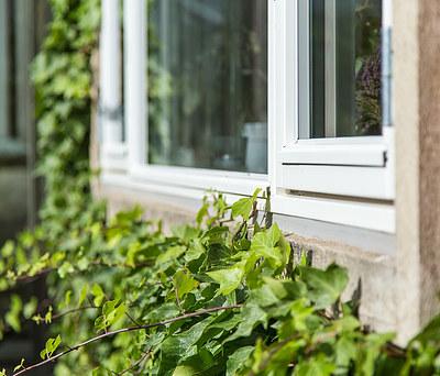 Nye vinduer fra Kastrup Vinduet til hus i Kjellerup nær Silkeborg