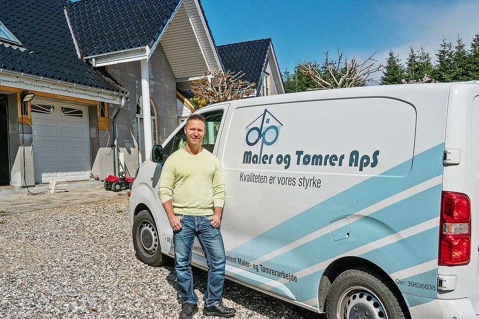 DP Maler og Tømrer ApS 5