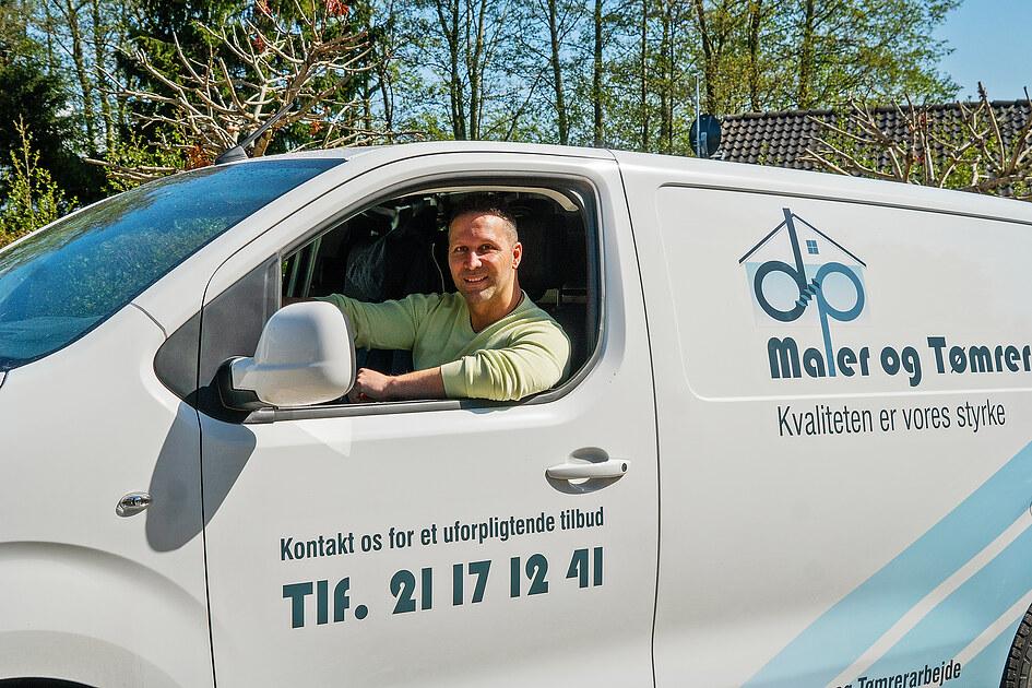 DP Maler og Tømrer ApS 7