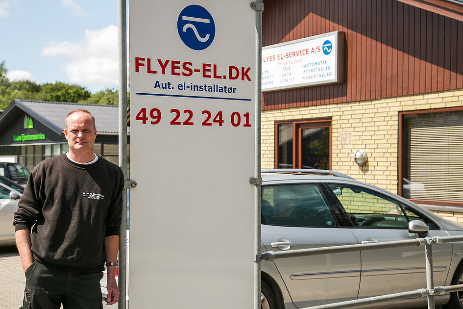 Flyes El-Service A/S 10