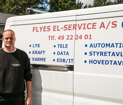 Flyes El-Service A/S