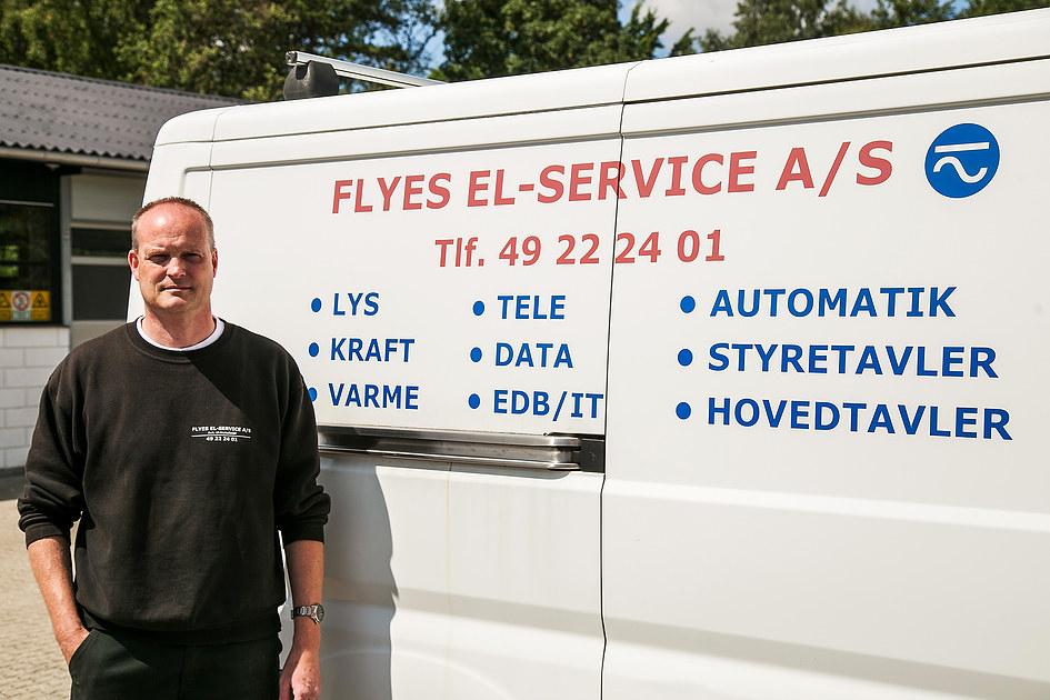 Flyes El-Service A/S 1