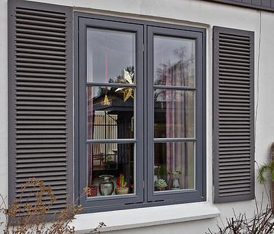 Nye Rationel energivenlige vinduer + ny dør i Gadstrup syd for Roskilde
