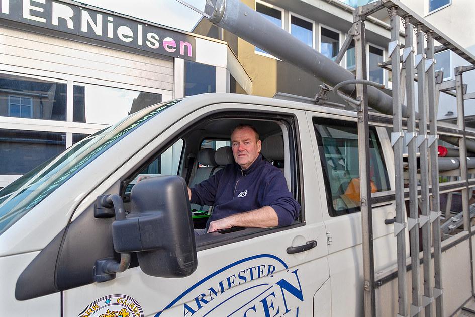 Glarmester Nielsen 9