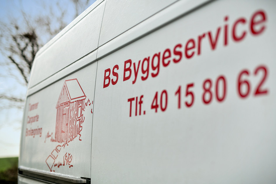 BS Byggeservice ApS 2