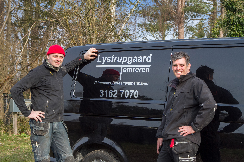 Lystrupgaard Tømreren ApS