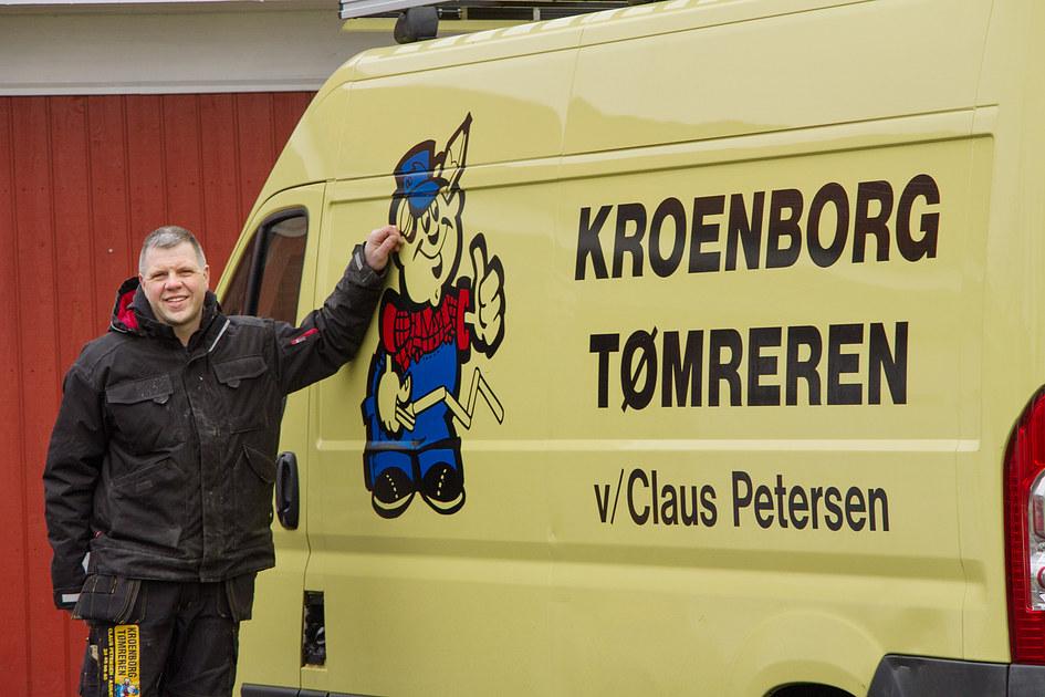 Kroenborg Tømreren 3